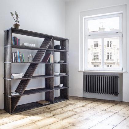 Design blok 2018 masivní nábytek ve spolupráci s arch.Tomášem Bémem