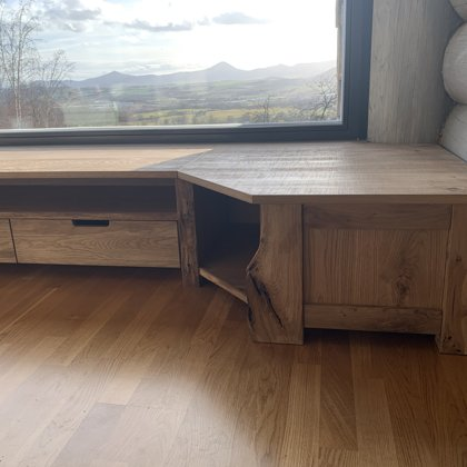 Hand made nábytek