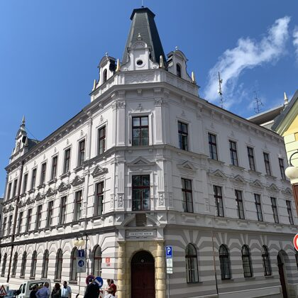 Jablonec Okresní soud
